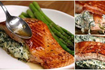 Как приготовить восхитительную аппетитную красную рыбку в духовке