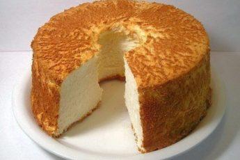 Идеальный пышный бисквит для тортов