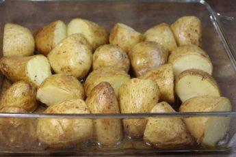 Теперь всегда буду готовить картофель именно так! Аппетитная корочка и сочная внутри